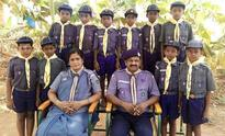 Students of panchayat union schools bring laurels to State