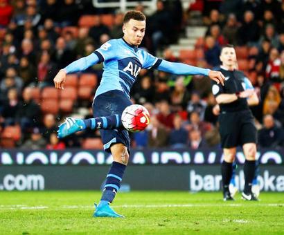 Tottenham's Alli suspended for three European games