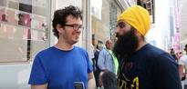 Sikh Filmmaker Takes On Times Square To Teach People About His Religion