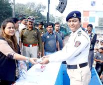 Finolex Pipes and Gulf Oil Lubricants collaborate with Pune Police to commemorate Road Safety Week