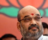 Amit Shah in Jammu: BJP chief tells party workers to spread spirit of nationalism in Kashmir
