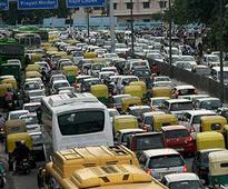 NGT raps Delhi police for inaction against old vehicles, air pollution