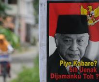 Indonesian activists oppose national hero title for ex-dictator