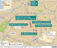 France to honour Paris attack victims
