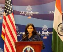 Obama Administration Making a Strategic Bet on India: Nisha Biswal