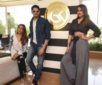 Sidharth and Sonakshi are latest to visit Gauri Khan Designs!