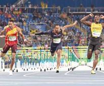 Contagious Bolt my inspiration, says McLeod