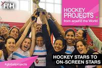 Peru's hockey stars to on-screen stars