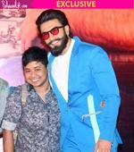 Ranveer Singh inspires gender metamorphosis in a girl, here's how