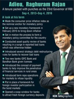 Rajan: The 'rockstar' central banker who rocked too many boats