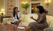 Queen Rania of Jordan pays tribute to…