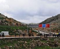 Turkey closes border gate on Syria for 'security reasons'