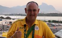 Humans of Olympics: Meet Steve M Morris, the London 2012 volunteer who continued his work in Rio