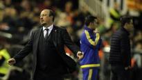 'Dead man walking' Rafa was fourth-choice at Real, says Calderon