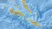Magnitude 6.4 quake shakes Solomon Islands - no tsunami threat
