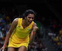 PV Sindhu breaks into Top 5 in world badminton rankings