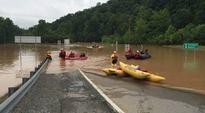 West Virginia flooding: Historic Greenbrier resort closes