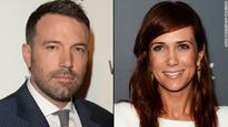 Wiig, Affleck to host 'SNL'