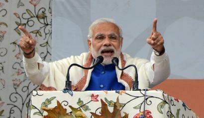 Congress ruined Uttarakhand, opposed creation of state: Modi