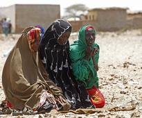 Hyenas attack hungry women as Somaliland's drought deepens