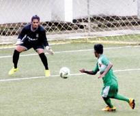 Churchill Bros hold Salgaocar FC