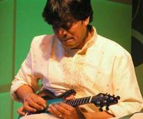 The day the music died: U Shrinivas' mandolin will sing no more