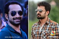 Actor Vineeth Kumar's next directorial outing is with Fahadh Faasil