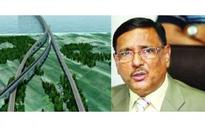 38pc construction of Padma Bridge complete: Quader
