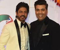 SRK, Karan reminisce 15 years of K3G