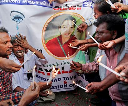 Tamil Nadu Inc lost Rs 1000 cr from Tuesday's mourning