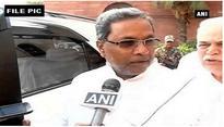 Complaint against Karnataka CM Siddaramaiah filed with Lokayukta