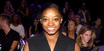 Simone Biles Appears on the Set of 'Pretty Little Liars'