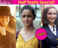 Alia Bhatt, Kareena Kapoor, Sonam Kapoor  take a look at our favourite actresses of the first half of 2016!