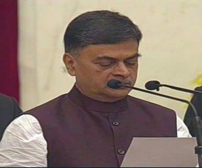RK Singh, who arrested Advani 26 years ago, is new power minister
