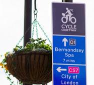 London's first Quietway route  is now open