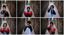 Boxing school in Rio slum shows sport's power before Olympics