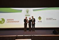 AAG Energy Garners Green Leadership Prize at the Asia Responsible Entrepreneurship Awards