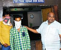 Sex racket busted in Paldi hotel; four ... Sex racket busted in Paldi hotel; four held