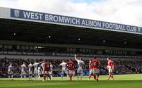 West Brom miss chance of top-six spot