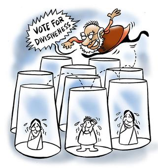 BJP party of governance? Ha! Ha! Ha!