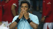 Leander Paes and his partner lose in St Petersburg Open's final