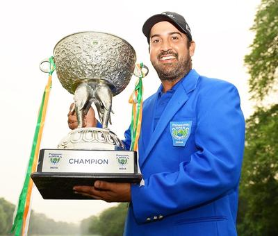 Shiv Kapur wins first Asian Tour title