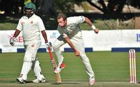 Bulawayo Test: New Zealand eye victory after late wickets