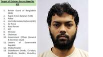 Singapore releases kill-list found with Bangladeshis