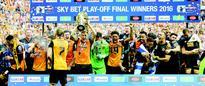 Hull hit promotion jackpot thanks Diame moment of magic  Sheff Wednesday beaten in championship play-off final
