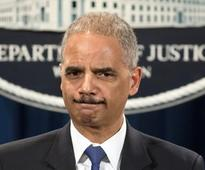 Holder must go