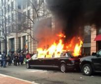 Some Washington Protests Turn Violent, Over 200 Arrested