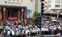 Banking operations disrupted in Bengal as unions go on strike