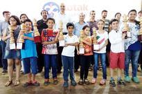 IM Kulkarni wins title of Kotak Mutual Blitz Chess Championship
