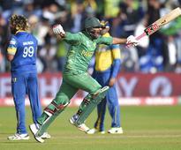 CT 2017: Pakistan ride on captain Sarfraz's superb show to beat Sri Lanka